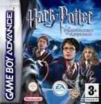 Carátula de Harry Potter y el Prisionero de Azkaban para Game Boy Advance